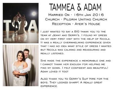 TAMMEA & ADAM